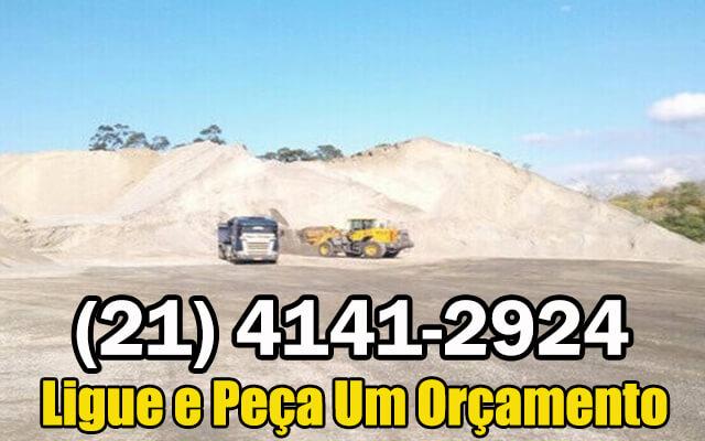 caminhao de areia lavada nova iguacu