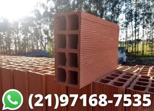 fabrica de tijolos em itaborai